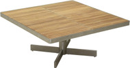 Aqua Supreme Square Coffee Table