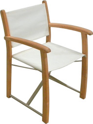 teak furniture Aqua Sol Director Chair (1712)