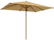 "teak patio furniture - Aqua Shade 98.4"" x 138"" Rectangular Parasol (2906)"