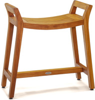 Patented Asia® Ascend Teak Shower Bench