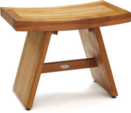 "The Original 24"" Asia® Teak Shower Bench"