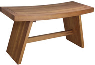"The Original 36"" Asia® Teak Shower Bench"