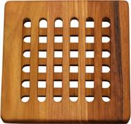 Manada™ Square Teak Trivet