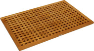 Grate™ Kicthen Anti-Fatigue Teak Floor Mat