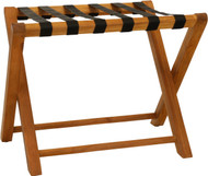 Manada™ Solid Teak Luggage Rack