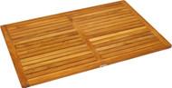 Spa™ Kitchen Anti-Fatigue Teak Floor Mat