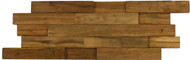 Manada™ Reclaimed Teak Wood Wall-Tile Decor