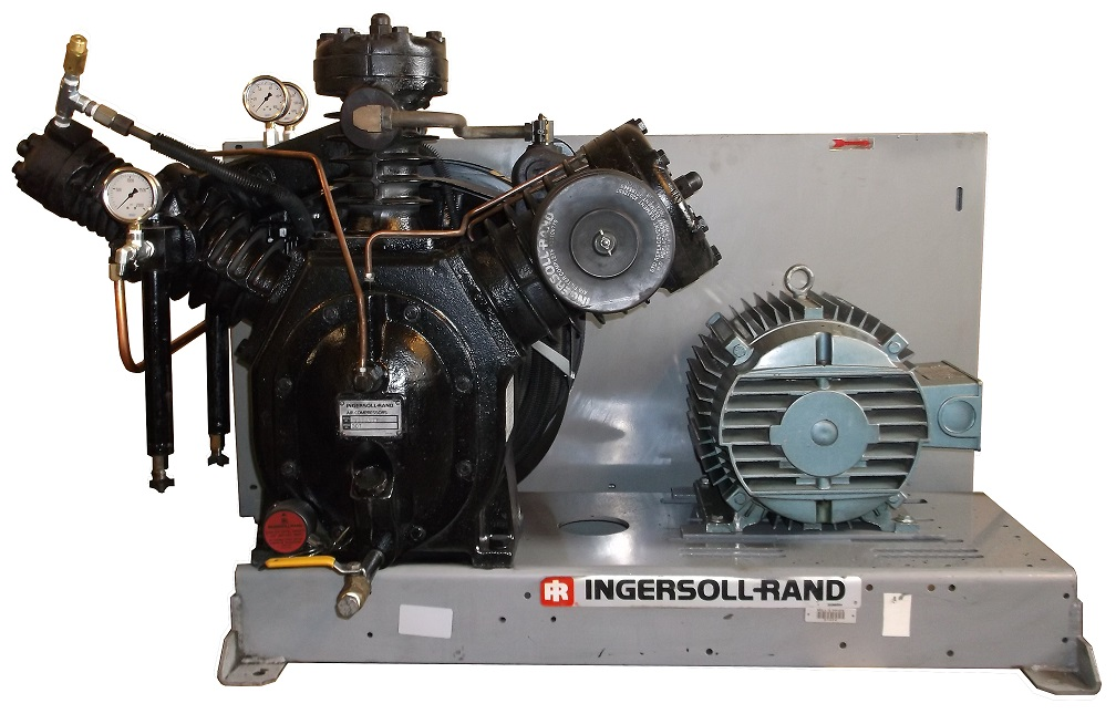 used equipment rh northshorecompressor com K97.5 Hamworthy Compressor Model Hamworthy Breathing Air Compressors