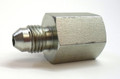 "1/4"" F NPT x JIC Straight Adapter"