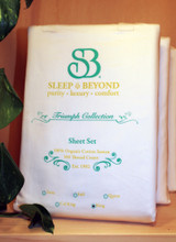Sleep and Beyond eco friendly packaging.