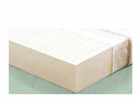 "Princess Loft Certified Organic 9"" Latex Mattress"