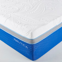 "cool+ COOL+comfortable 14"" mattress. Medium Flush."