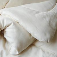 Organic Wool Comforter by HOM Organics