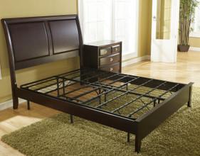 Foundation (Platform Bed not included).