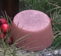 """Winter Cranberry"" Face soap"