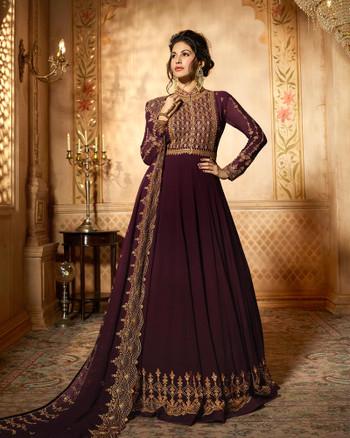 Elegant dress for engagement