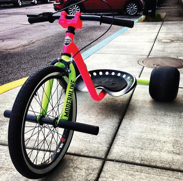 Buy Or Build A Drift Trike Modernline Drift Trikes