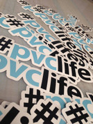 #PVClife Stickers x3