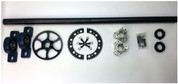Rear Gas Axle Kit (Builder Kit)