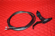 Gas Throttle & Cable Kit (right hand)