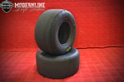 "4.5"" X 10"" X5"" KART TIRE SET OF (2) USED"