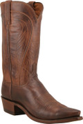 Lucchese 1883 Seville Tan Burnished Ranch Hand N1596