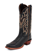 Nocona Men's LEGACY COLLECTION BLACK CALF SKIN #MD2703