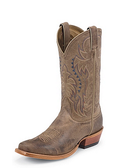 "Nocona Men's LEGACY COLLECTION 12"" TAN VINTAGE #MD2711"
