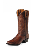 Nocona Men's ANTIQUE TAN BRUSH-OFF IMPERIAL CALF #NB2007