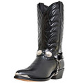 "Men's Laredo 12"" Tallahassee BLACK #6770"