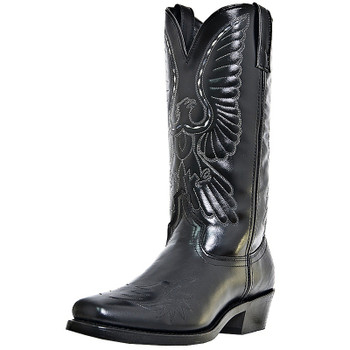 "Men's Laredo 13"" Gainesville BLACK #6840"