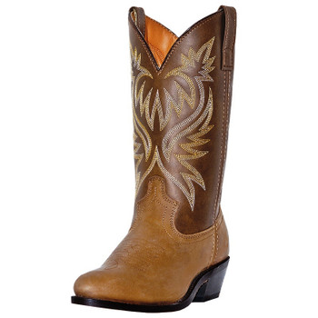 "Men's Laredo 12"" London TAN DISTRESSED #4212"