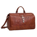 American west Retro Romance collection Single Compartment Duffel Bag with Zipper Closure #8565739