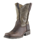 Kid's Ariat Boots Rambler Collection Earth and Brown Bomber #10007602