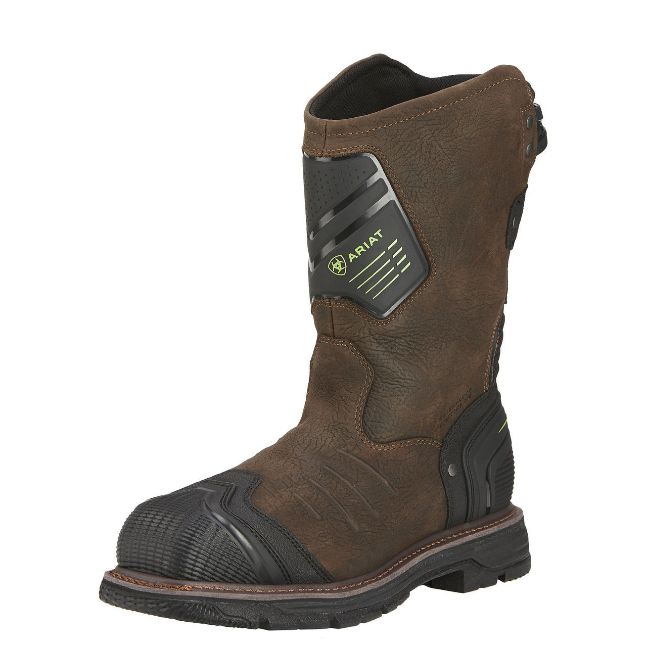 310aba4bbe4 MEN'S ARIAT WORK BOOTS CATALYST VX WORK WIDE SQUARE TOE H2O ...