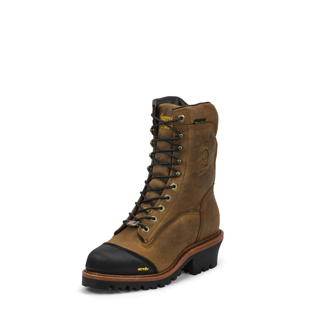 d00074edaa6 MEN'S CHIPPEWA GRIMSTAD GOLDEN 9