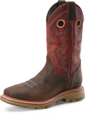 "Men's Double H AUSTIN 12"" Wide Square Toe Work Western WorkFlex MAX Outsole #DH5243"