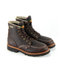 MEN'S THOROGOOD 1957 SERIES 6″ FLYWAY BRIAR PITSTOP MOC TOE  WATERPROOF –  MAXWEAR WEDGE™ OUTSOLE #814-4140