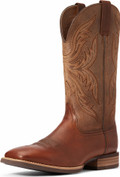 Men's Ariat Boots  EVERLITE FAST TIME PEANT/DRK CAROB, Brown #10033910