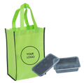 Non Woven Take Away Bag Standard