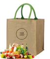 Enviro Jute Grocery Bag Standard