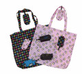 Nylon Promotional Tote Bags-GWD12024