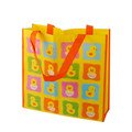 Non Woven Laminated - Multipurpose gusset Reycleable Tote bag