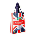 Non Woven Laminated Small Tradeshow  Bags with Gusset
