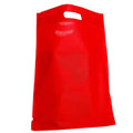 Non Woven PP D Handle Fabric Tote Bag with Logo