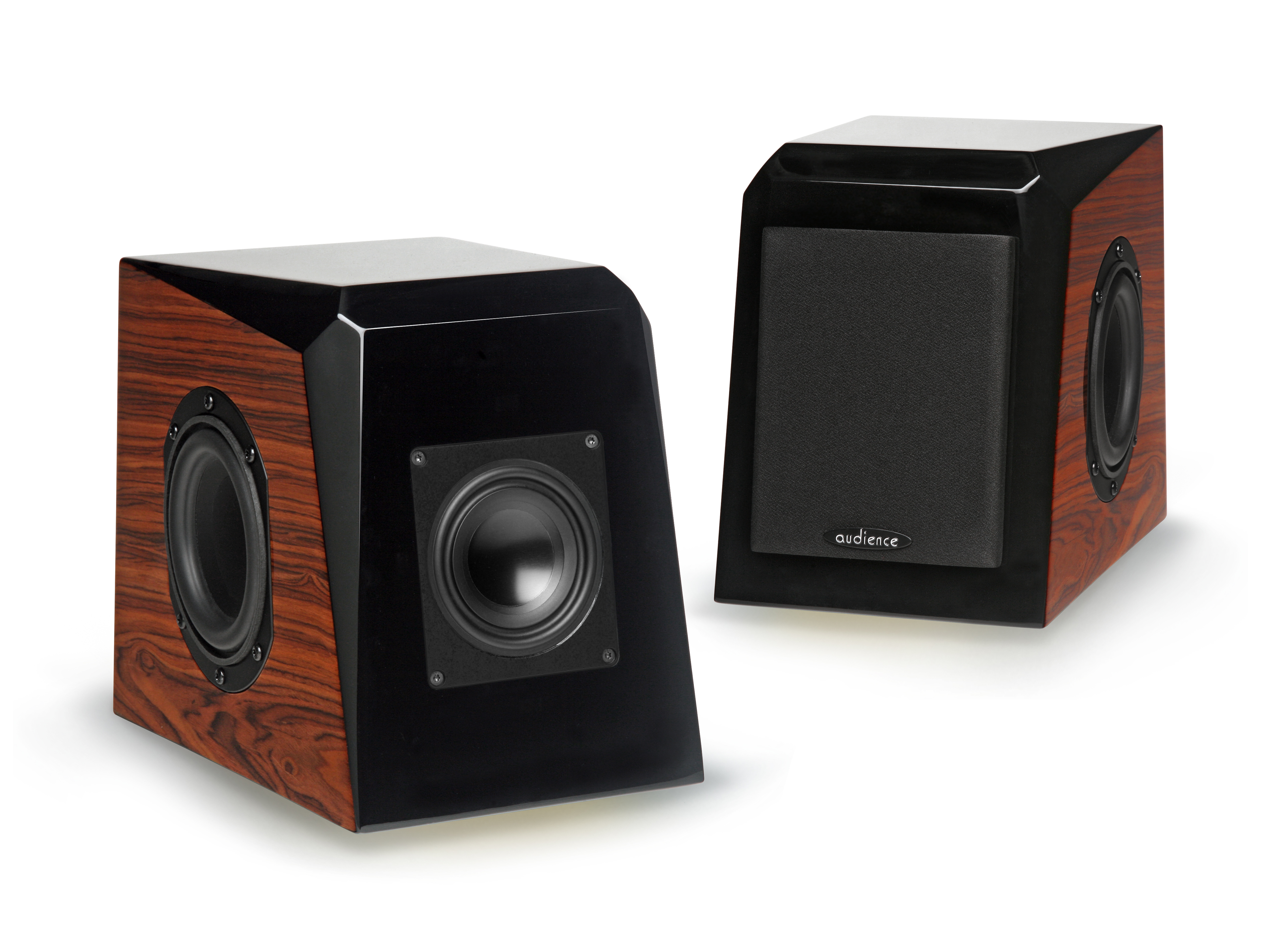 audience 1+1 V3 speakers