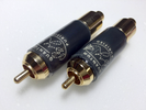 Bybee Gold RCA Adapters