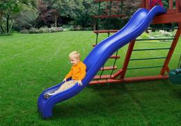 5 ft Wiki Wave Slide - Blue