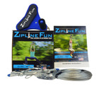 Zipline Fun 90 ft Zip Line (ZL90)