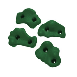 Large Climbing Rock Holds (Green)